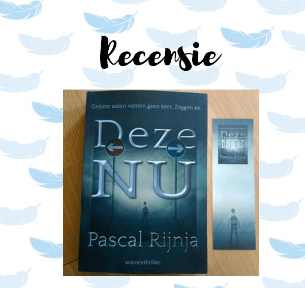 Recensie: Deze Nu – Pascal Rijnja