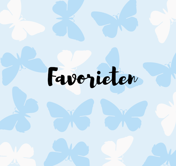 Favorieten september 2018