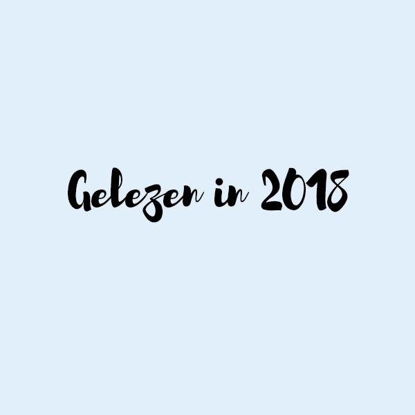 Gelezen in 2018