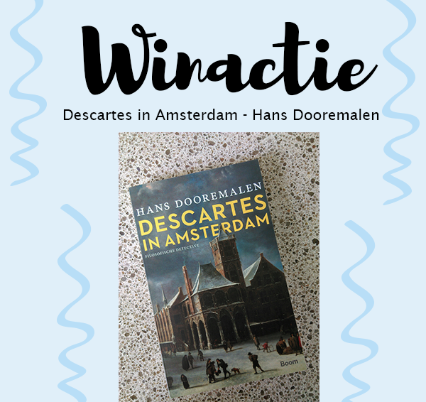 Winactie Descartes in Amsterdam