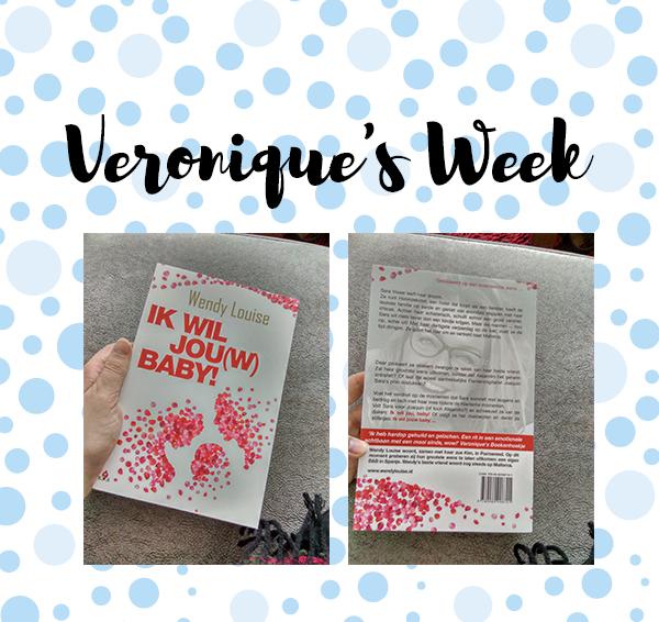 Veronique's Week #4: Mijn quote op een boek!