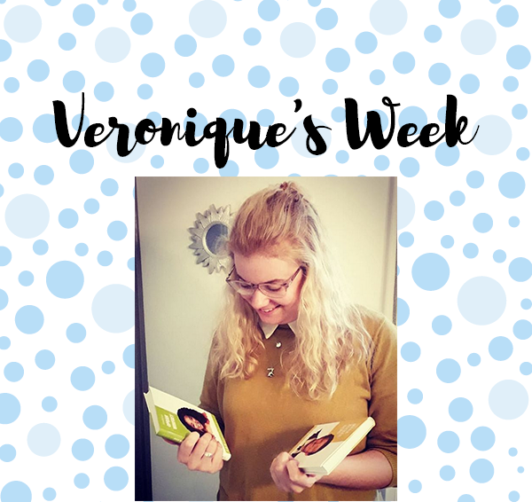 Veronique's Week #8: Iets heel tofs…