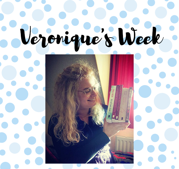 Veronique's Week #9: Het Boekenfestijn!
