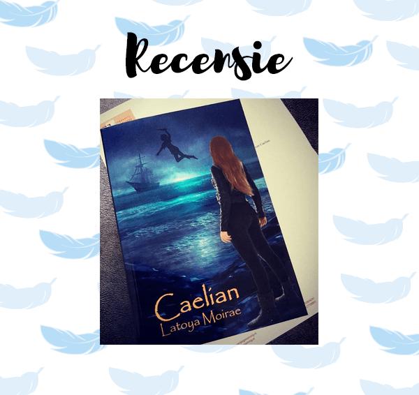 Recensie: Caelian – Latoya Moirae