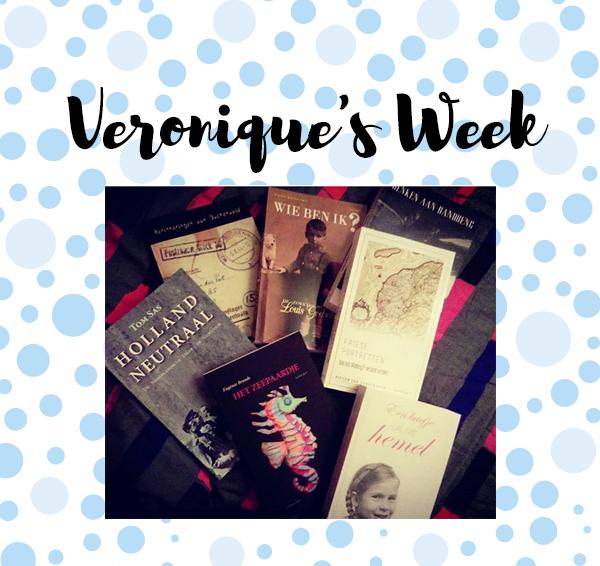 Veronique's Week #11:Gezelligheid en veel boeken