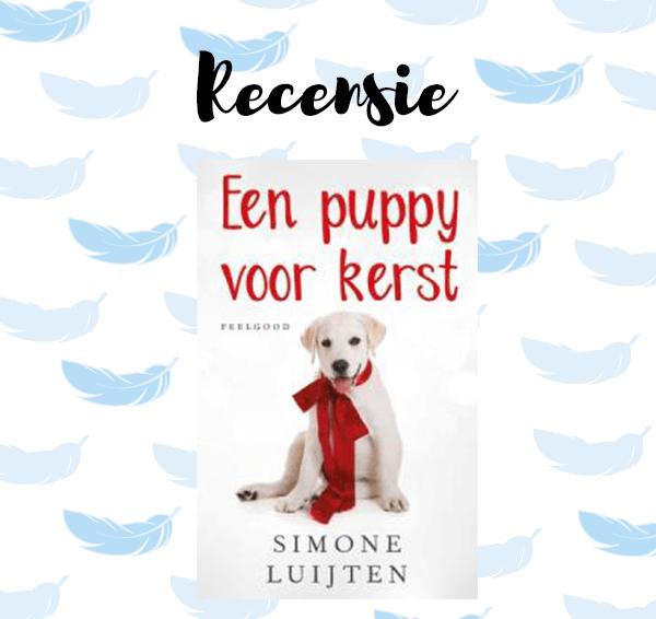 Recensie: Een puppy voor kerst – Simone Luijten