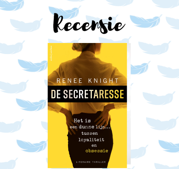 Recensie: De secretaresse – Renee Knight