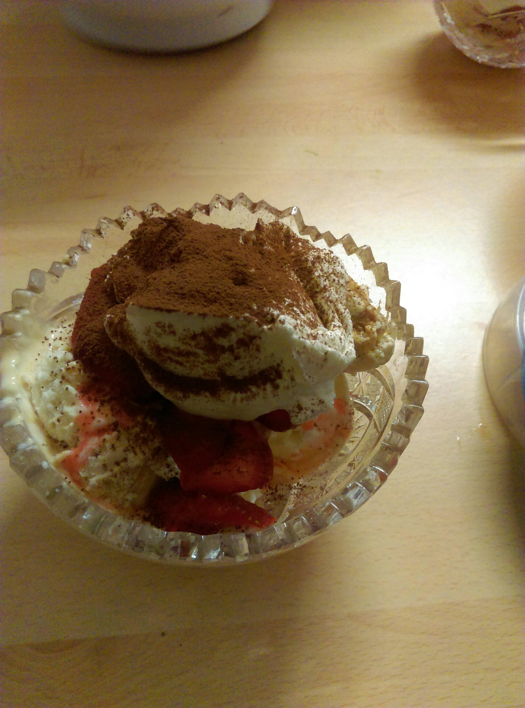 Hertog cheesecake ijs