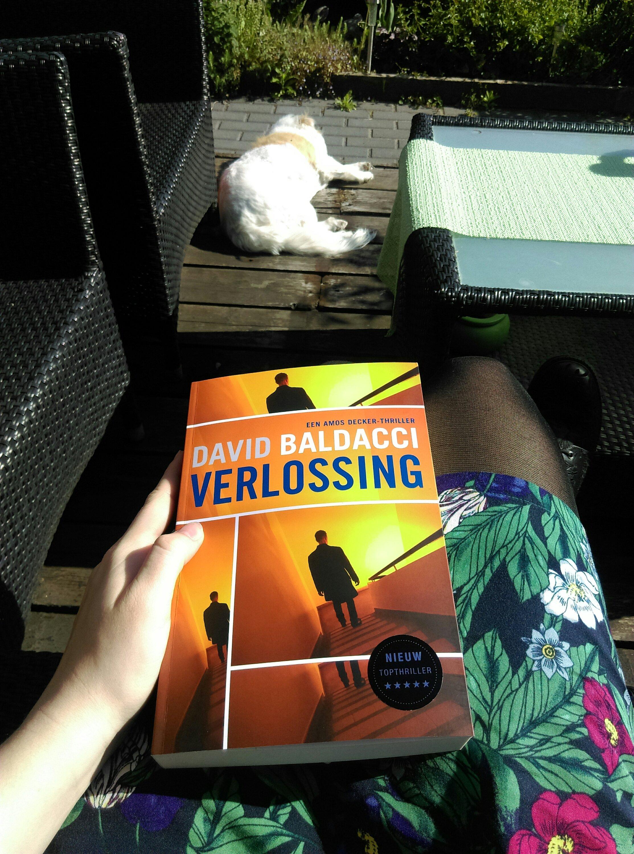 Lezen in de zon