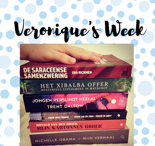 Veronique's Week #29: Boeken en nog meer boeken