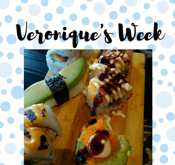 Veronique's Week #28: Veel lekker eten!