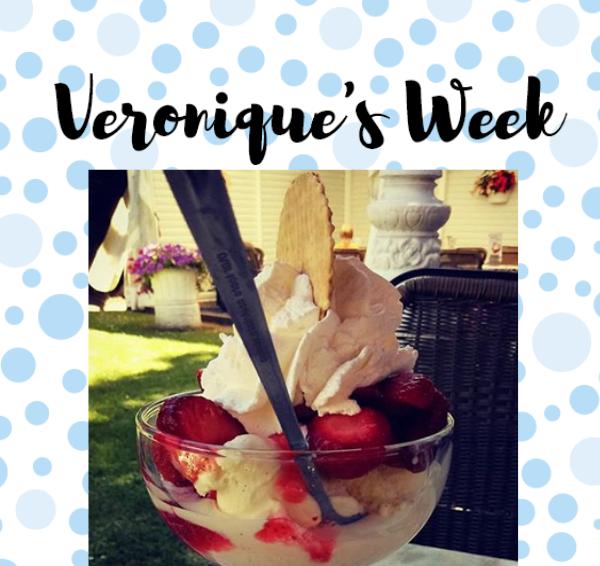 Veronique's Week 36: IJs eten & veel boeken