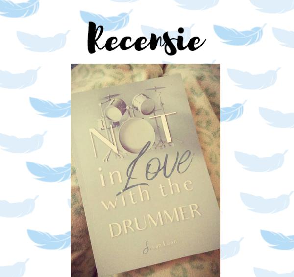 Recensie: Not in love with the drummer – Sandy van Loon