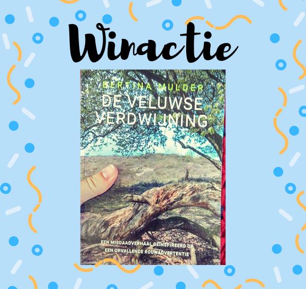 Winactie: De Veluwse verdwijning – Bertina Mulder