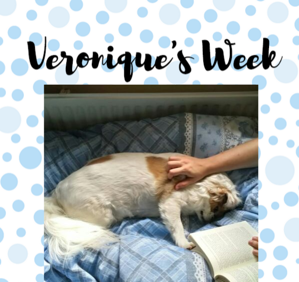 Veronique's Week #46: Knuffelen met Tommy