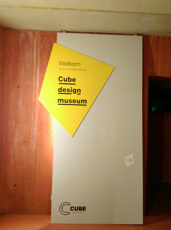 Cube design museum