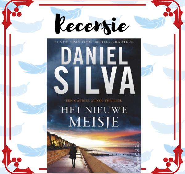 Recensie: Het nieuwe meisje – Daniel Silva