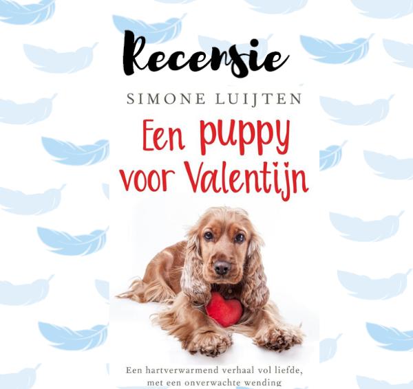 Recensie: Een puppy voor Valentijn – Simone Luijten