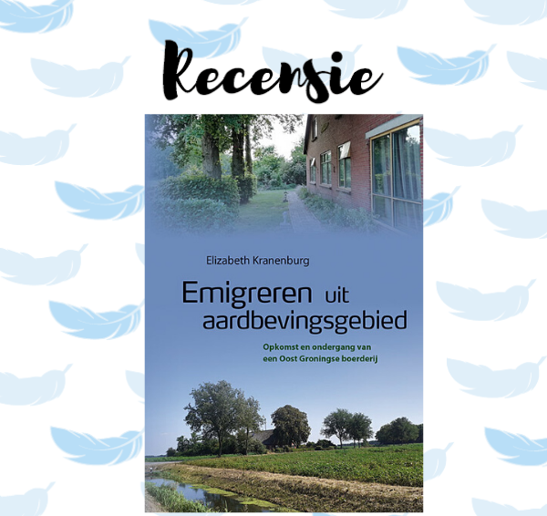 Recensie: Emigreren uit aardbevingsgebied – Elizabeth Kranenburg
