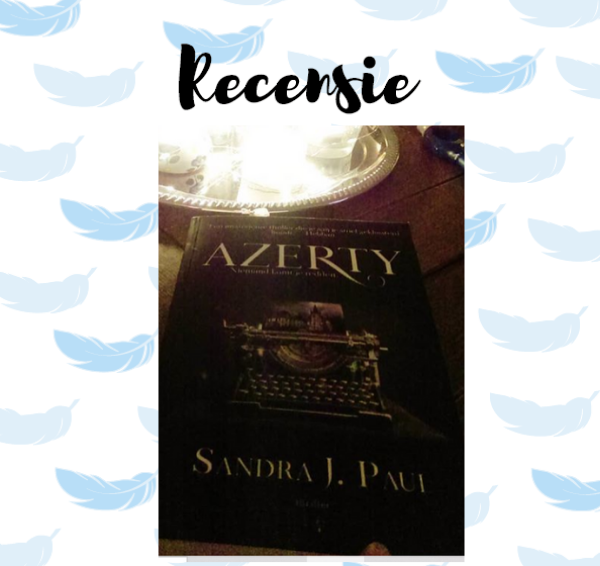 Recensie: Azerty – Sandra J. Paul