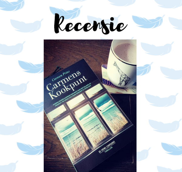 Recensie: Carmens kookpunt – Carmen Prins