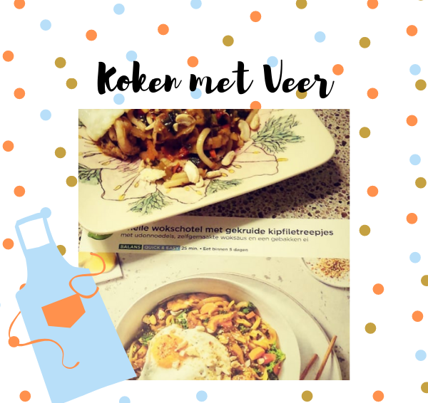 Koken met Veer: review Hello Fresh
