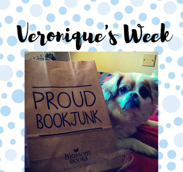 Veronique's Week #54: Veel lezen en studeren in de bibliotheek