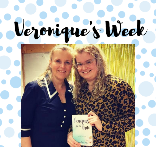 Veronique's Week 55: Boekpresentatie Nanda Roep