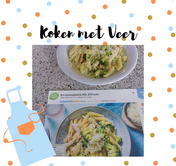 Koken met Veer: Hello Fresh #2
