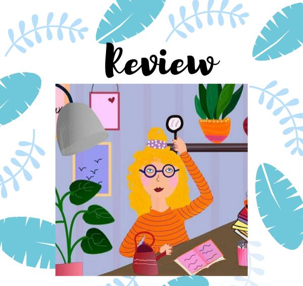 Review: Mijn eigen illustratie van The pen of Jen