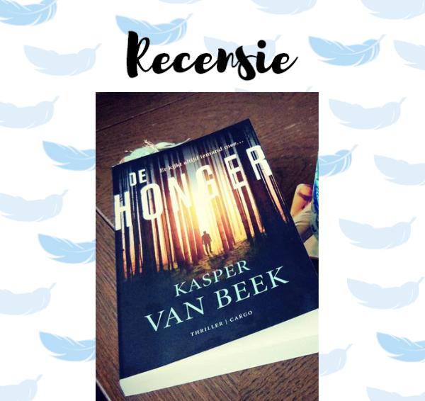 Recensie & winactie: De honger – Kasper van Beek