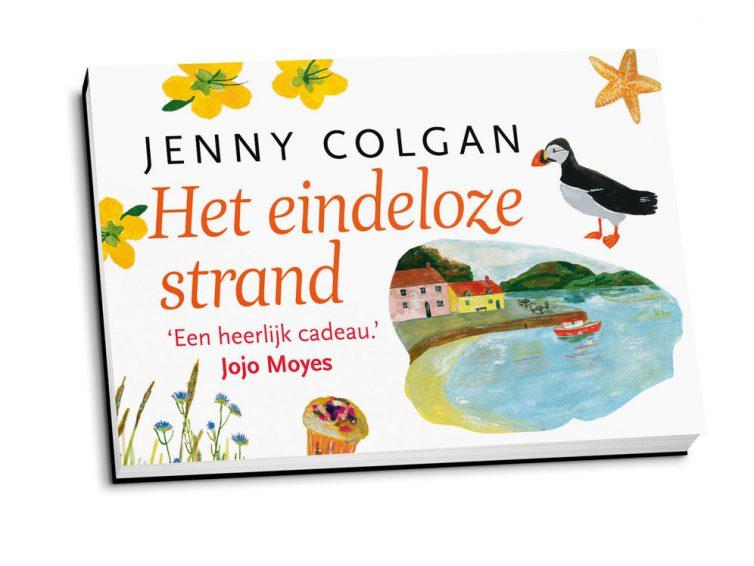 Het eindeloze strand Jenny Colgan