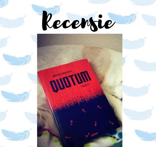 Recensie: Quotum – Marloes Morshuis