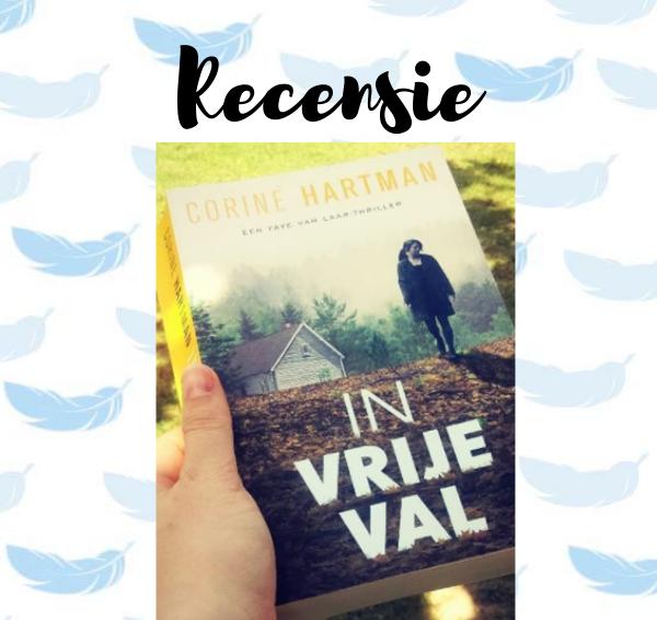 Recensie & Winactie: In vrije val – Corine Hartman