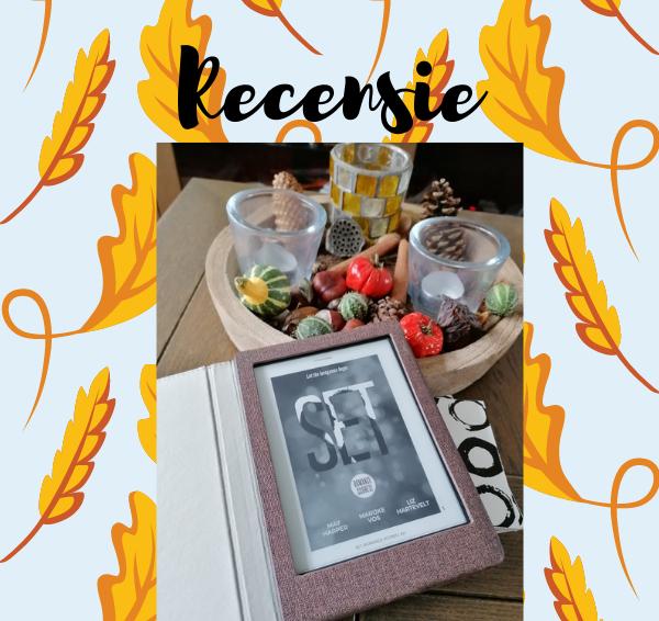 Recensie: Romance Scores #2, SET – May Harper, Marijke Vos & Liz Hartevelt