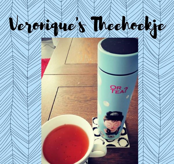 Veronique's Theehoekje: Mijn losse thee thermosfles van Or Tea? – review