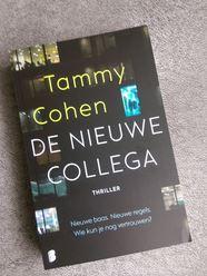 De nieuwe collega - Tammy Cohen