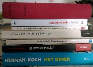 Stapel boeken