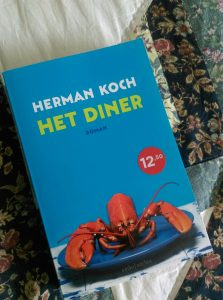 Boek Herman Koch- Het Diner
