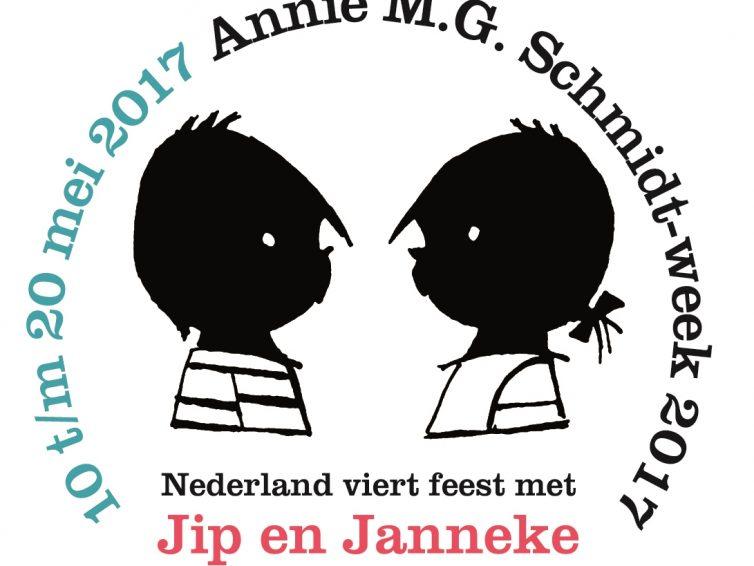 Annie M.G. Schmidt-week 2017 #1: Jip en Janneke