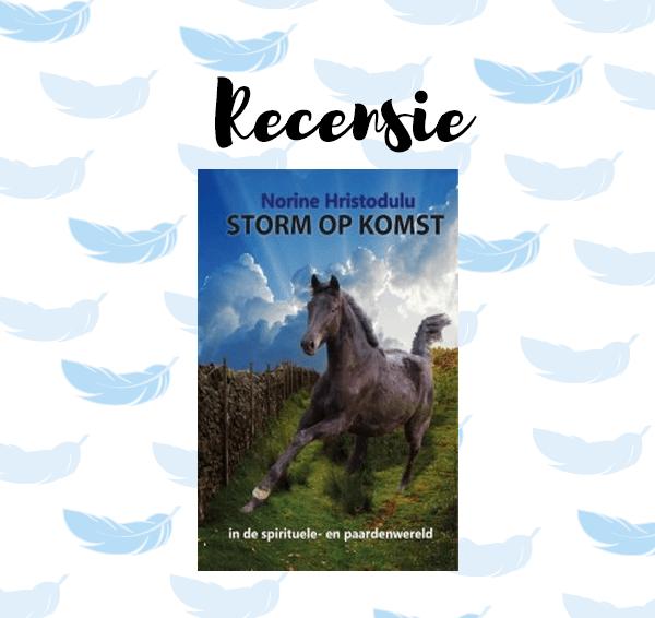 Recensie: Storm op komst – Norine Hristodulu
