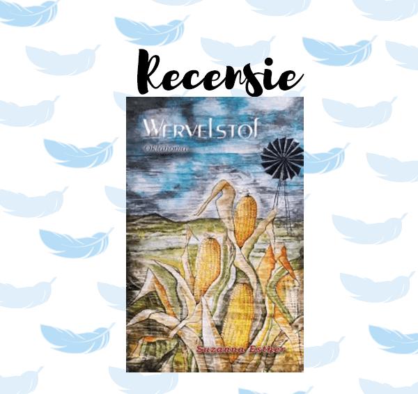 Recensie: Wervelstof – Suzanna Esther