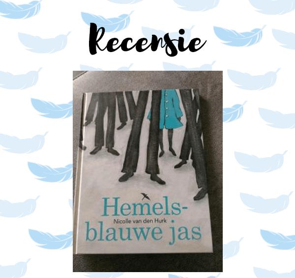 Recensie: Hemelsblauwe jas – Nicolle van den Hurk