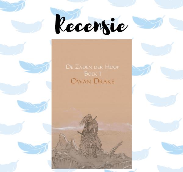 Recensie: De Val van Hymir – Owan Drake