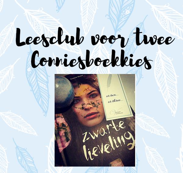 Leesclub voor twee: Zwarte lieveling – Susanne Koster