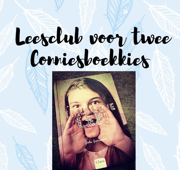 Leesclub voor twee: Lang leve lef! – Joke Janssen