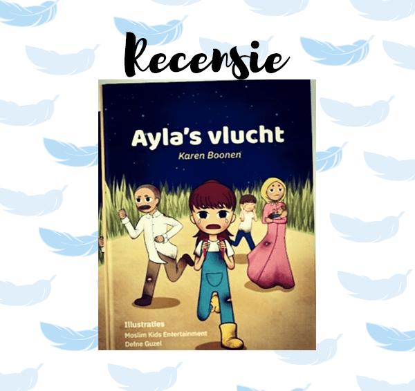 Recensie: Ayla's vlucht – Karen Boonen