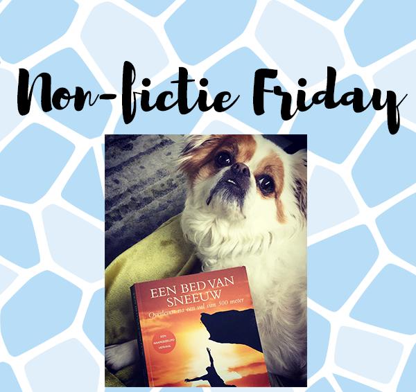 Non-fictie Friday: Een bed van sneeuw – Pierre Wijnen