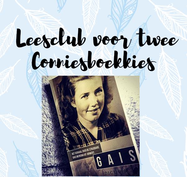 Leesclub voor twee: Gais – Dick Witte