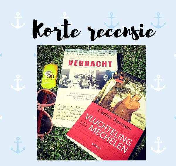 Korte recensie: Vluchteling uit Mechelen – Carine Sarvaas